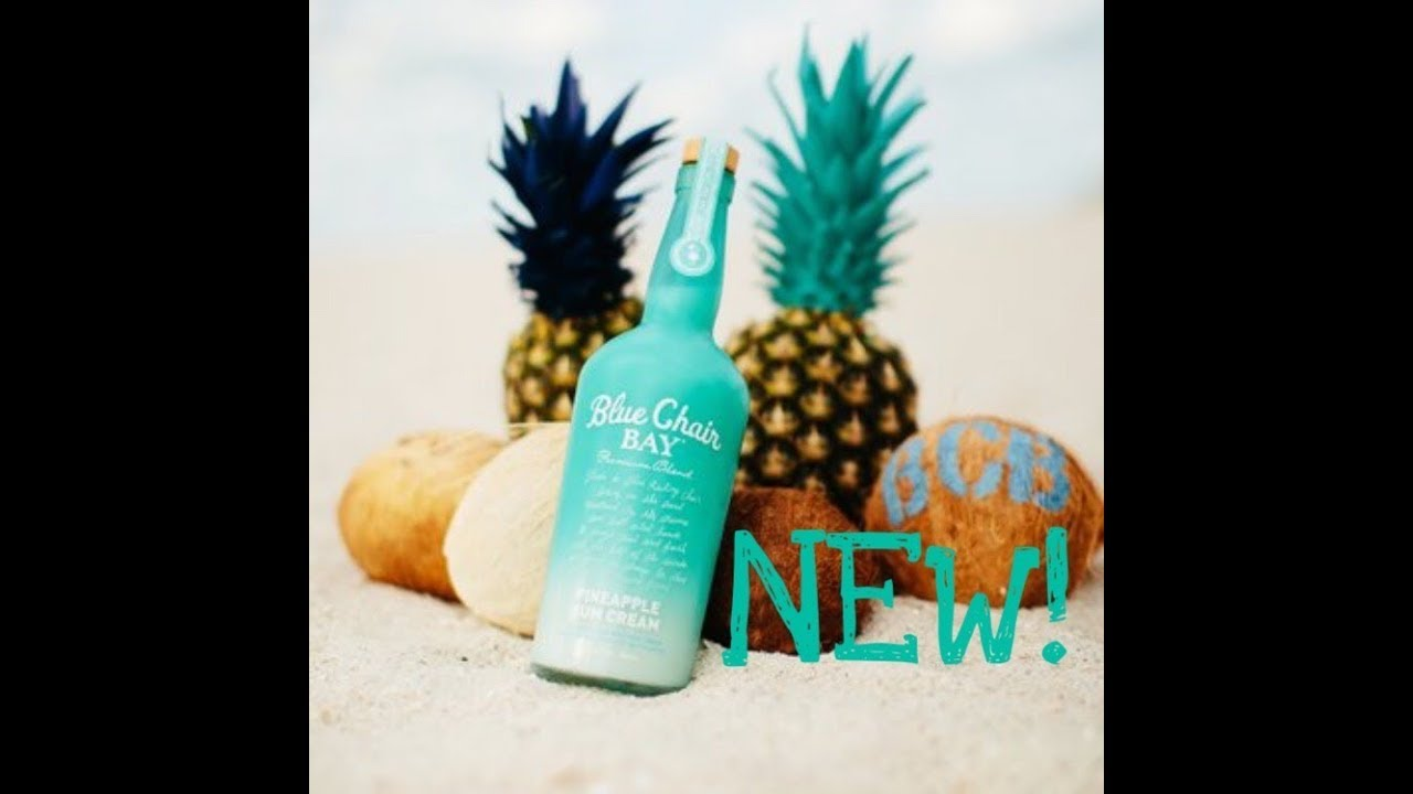 Blue Chair Bay Pineapple Rum Cream Review Youtube