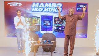 HAYA NDIO MABORESHO MAKUBWA YALIYOFANYIKA KWENYE AZAM MAX