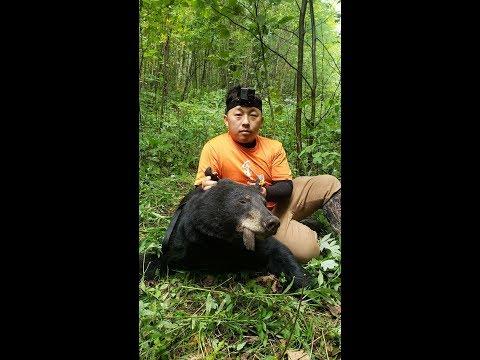 2019 MN Bear Hunting 1