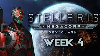 Stellaris: MegaCorp Dev Clash - Week 4 - The Subsequent Generation