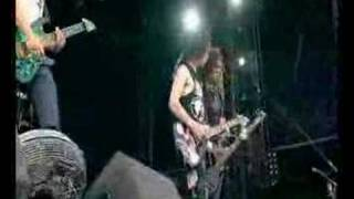 DragonForce - Through the Fire and Flames (Live Download Festival 2007)