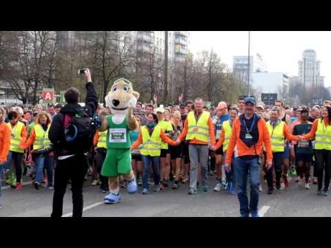 Zweiter Block Start Berliner Halbmarathon das Frühjahreshighlight am 02.04.2017