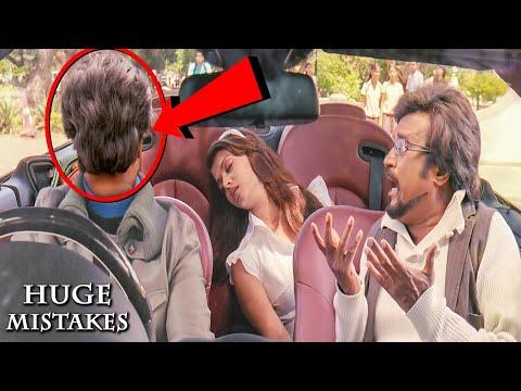 Huge Mistakes In ROBOT (Enthiran) Full Movie - Rajinikanth, Aishwarya Rai