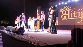 WFIS Kshitij 2012 Group Song