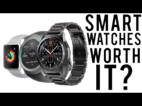 SmartWatches: Are They Worth It