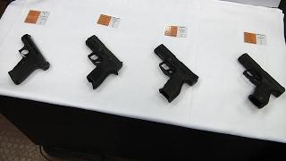 Die neue Dienstpistole der Polizei in Bayern - wir zeigen die Test-Modelle