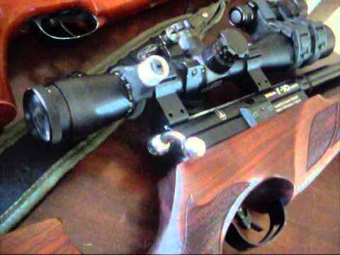 Custom Bolts custom air rifle parts