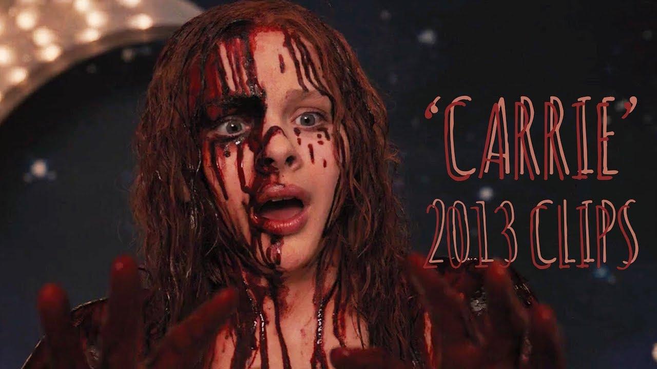 carrie horror movie 2