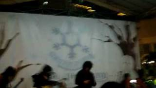 "[31072010] JellyFish Band - ""S(K)APE GOAT"" (Deluhi Cover) @ Nippon No Hatsuyuki, Central Park"