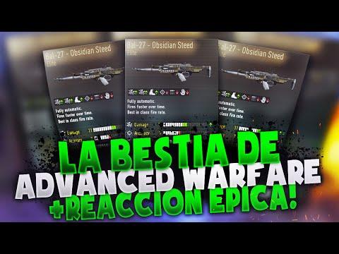 LA PUTA BESTIA DE ADVANCED WARFARE - LIVE ÉPICO (REACCIÓN ÉPICA)
