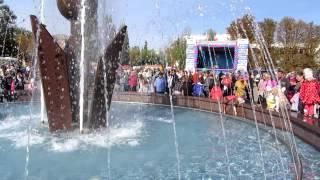 День города Орджоникидзе 2012(День города Орджоникидзе 13.10.2012г. фонтан., 2012-11-22T23:20:43.000Z)