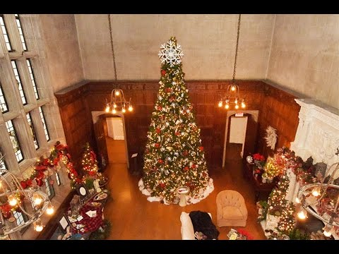 """Skylands Manor Holiday Open House 2016 """"Decorations"""""""