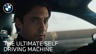 homepage tile video photo for The Ultimate Self-Driving Machine | 2021 BMW M4 | BMW USA