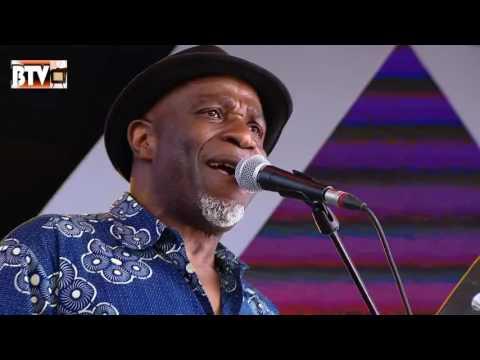 Ray Lema Performs live @Safaricom Jazz Festival