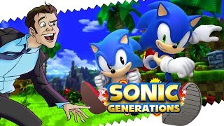 Sonic Generations: Just Nostalgic or Actually Good? | Billiam