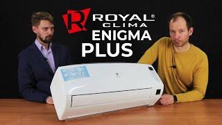 Обзор кондиционера Royal Clima Enigma Plus