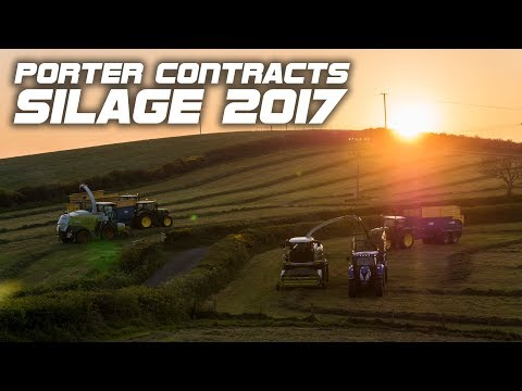 Porter Contracts - Silage 2017