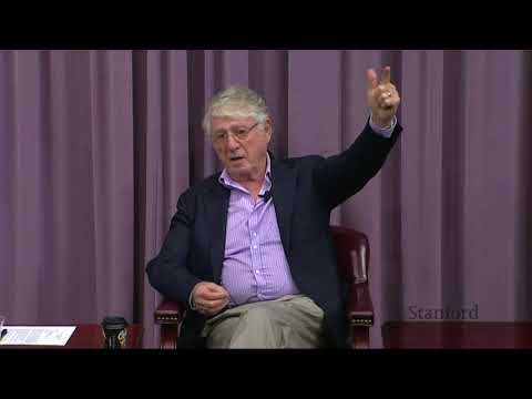 A Conversation With Ted Koppel | The Vulnerability of the U S  Electricity Grid to Cyber Attacks