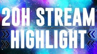 Spaghetti Hitbox & Pasta Plays - 20h Stream Highlight