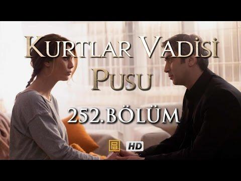 Kurtlar Vadisi Pusu 252. Bölüm HD | English Subtitles | ترجمة إلى العربية
