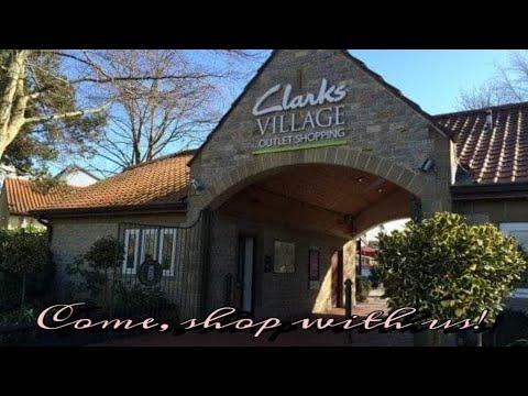 Clarks Village | Outlet Shopping Centre | Somerset | UK