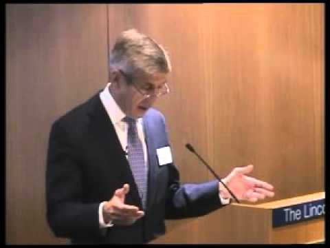 BCE Awards Ceremony 2011 - Sir Stuart Rose