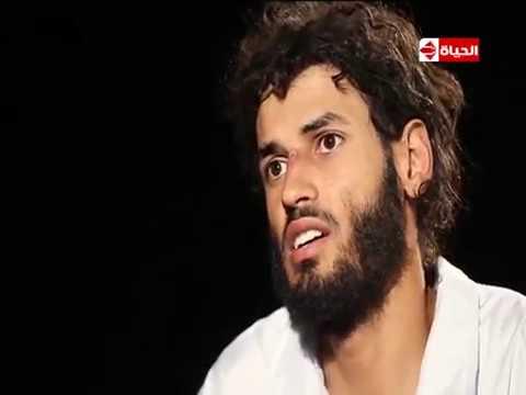 إنفراد – عماد أديب في حوار خاص لأول مرة مع إرهابي الواحات الأجنبي