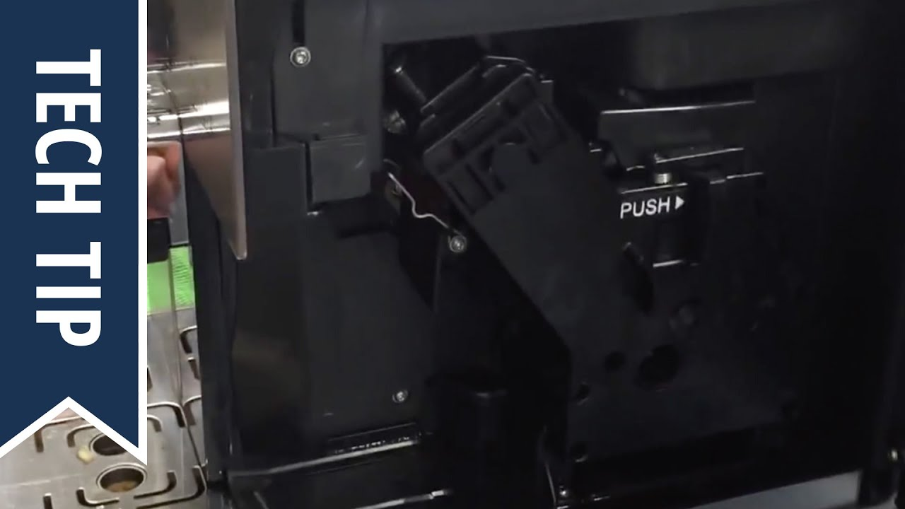 How To Remove a Stuck Brew Group on a Gaggia Brera