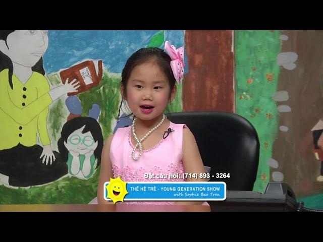 Thế Hệ Trẻ Phần 1 SOPHIE   IVALYN LE   JENNIFER TA