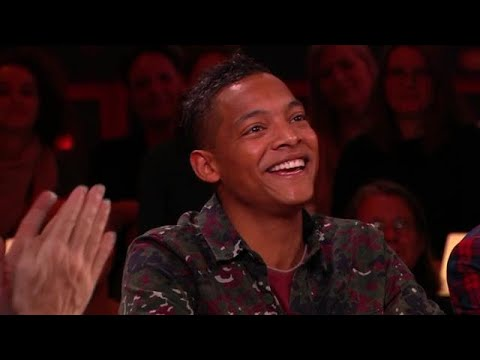 Pittige Rumag-quotes met Igmar Felicia in Rumag Roulette - RTL LATE NIGHT MET TWAN HUYS