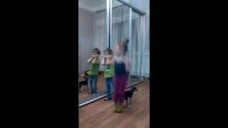 Уроки танцев! Мастер класс.Дети танцуют