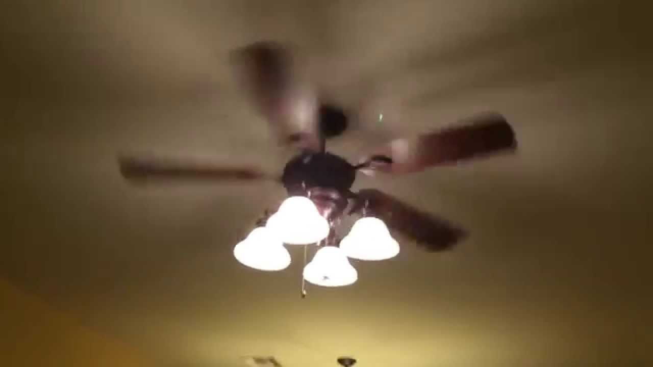 Ceiling Fans In My House : Ceiling fans in my new house part youtube