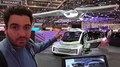 Salon de Genève 2018 - Les Dernières Technologies