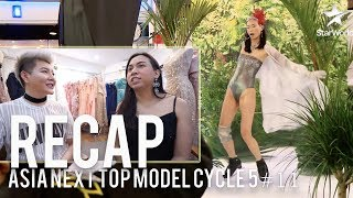 asia's next top model cycle 5 ep.11 Recap l เสี่ยวฉิงพลาดแล้วที่มาลงแข่ง l bryan tan