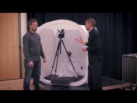 Photogrammetry at the Swedish Exhibition Agency - Tutorial