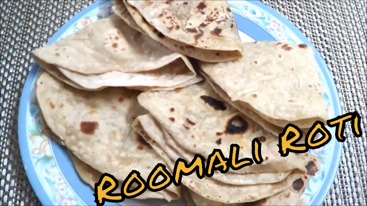 how to make roti bread at home