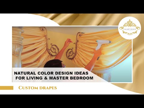 Video #27: Custom Window Treatments Exquisite Curtains