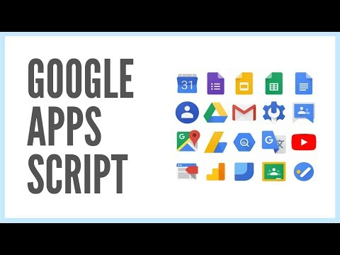 Google Apps Script for Developers