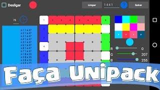 COMO CRIAR UNIPACK PARA UNIPAD - FAÇA UNIPACK   ATUALIZADO