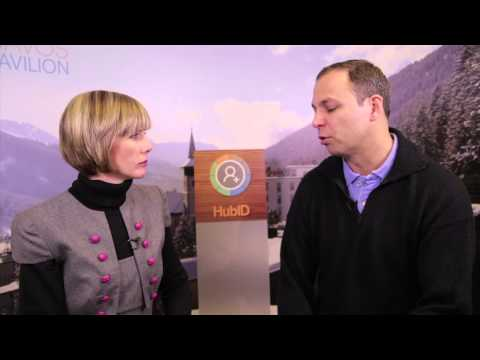 WEF Davos 2014 Hub Culture Interview with Stan Stalnaker on HubID