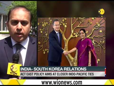 India- South Korea relations: Ties between both the countries have grown stronger under PM Modi