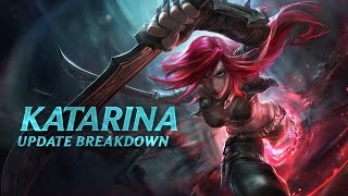 Katarina Preseason Spotlight | Gameplay - League of Legends