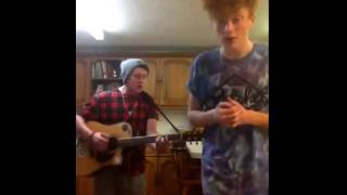 Jamie Hutcheson (cover of Your Free by Ryan Lawrie)