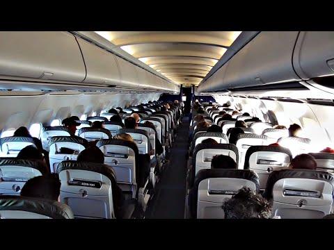 TRIP REPORT | Lufthansa | Airbus A319 | Munich - Dusseldorf | Economy | ✈