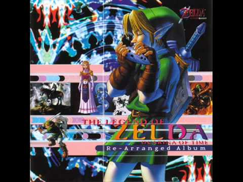 The Legend of Zelda Ocarina of Time Re-Arranged Album Track 11: Great Fairy's Fountain