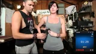 How to Wear Steampunk Waist/Leg Bag
