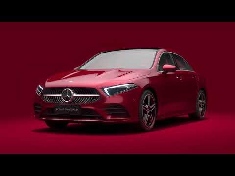 Mercedes-Benz A-Class L Sport Sedan