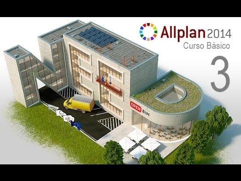 Curso software bim allplan 2014 curso bim b sico sesi n for Curso arquitectura software