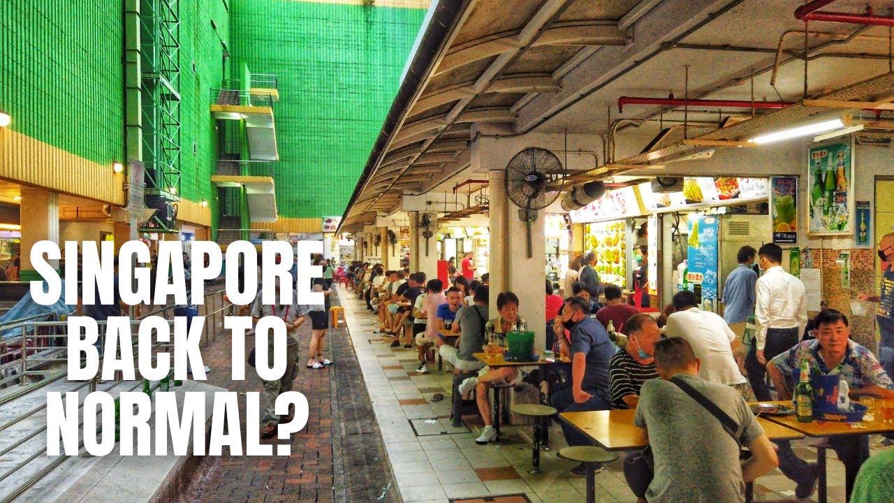 Singapore Phase 2 Scenes (Chinatown / Clarke Quay / Kampong Glam)