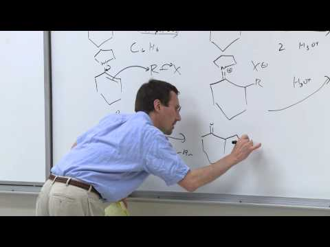 Chem 125. Advanced Organic Chemistry. 20. Enamines, The Wittig Reaction, And Cyclopropanation.